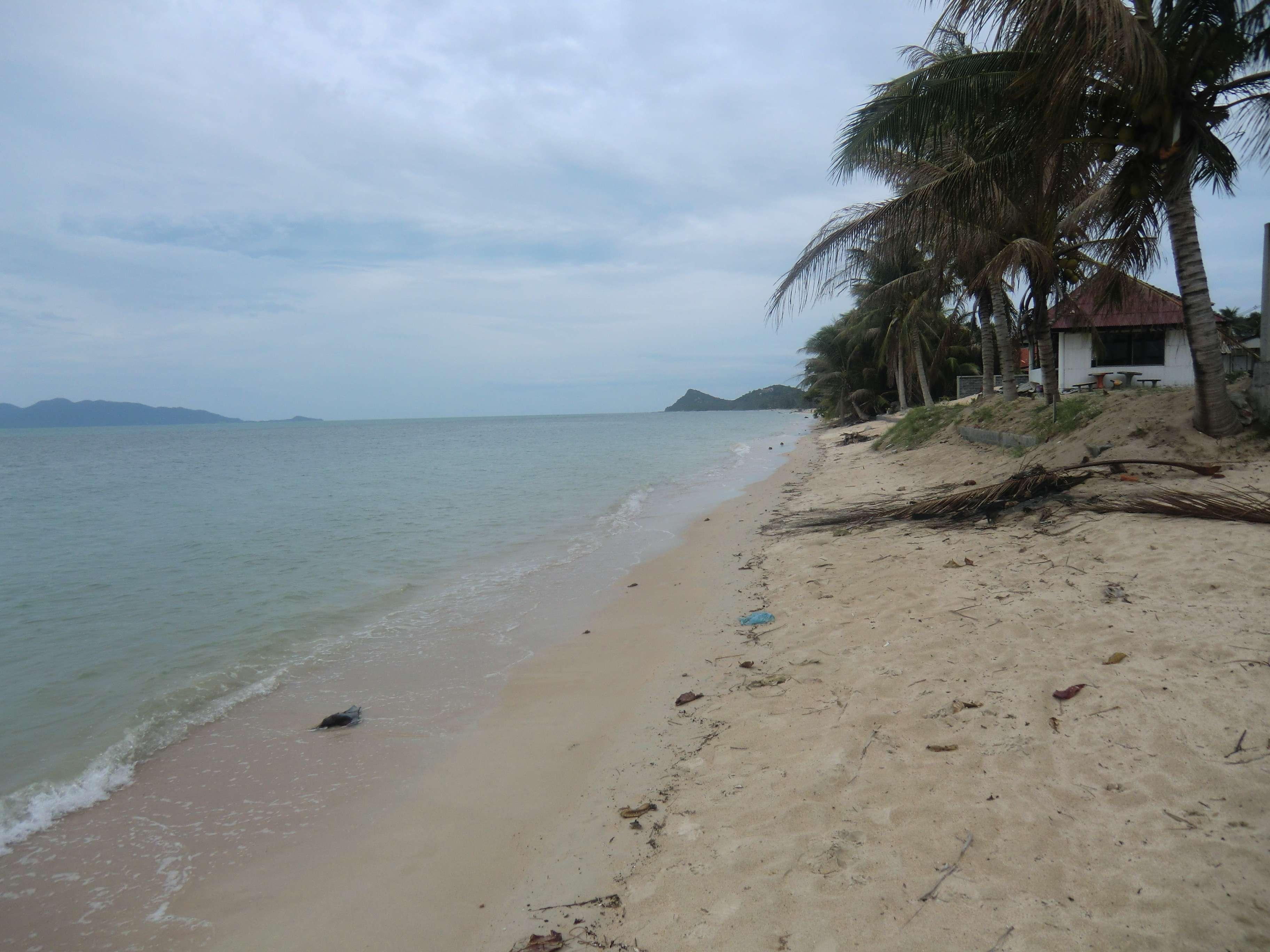 Bang Po(r) Beach rechtsseitig