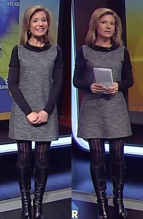 Jen Carfagno weather
