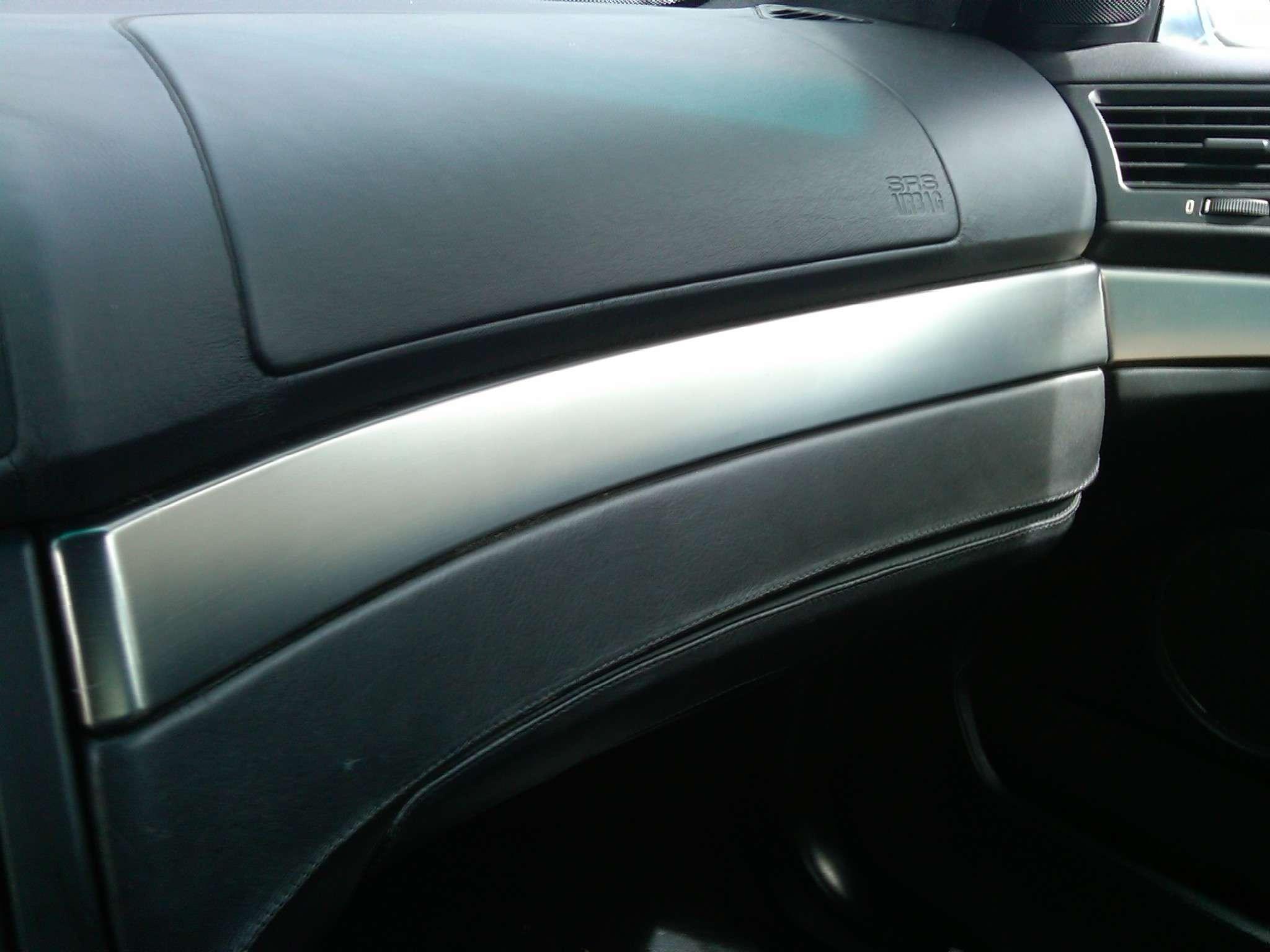 Bmw 325i For Sale >> E39 (96-03) For Sale FS: OEM Brushed Aluminum Titanium Interior Trim Set for E39 / M5 - BMW M5 ...
